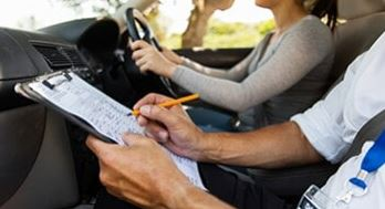 driving learning session